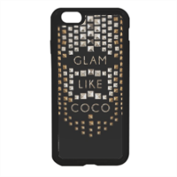 Glam Like Coco Cover in silicone iPhone 6
