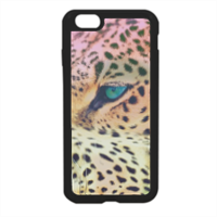 Leopard Cover in silicone iPhone 6