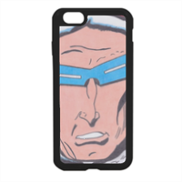 CAPITAN GELO Cover in silicone iPhone 6