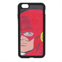 FLASH Cover in silicone iPhone 6