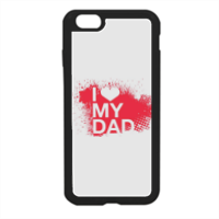 I Love My Dad - Cover in silicone iPhone 6