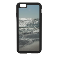 Capo Verde1 Cover in silicone iPhone 6