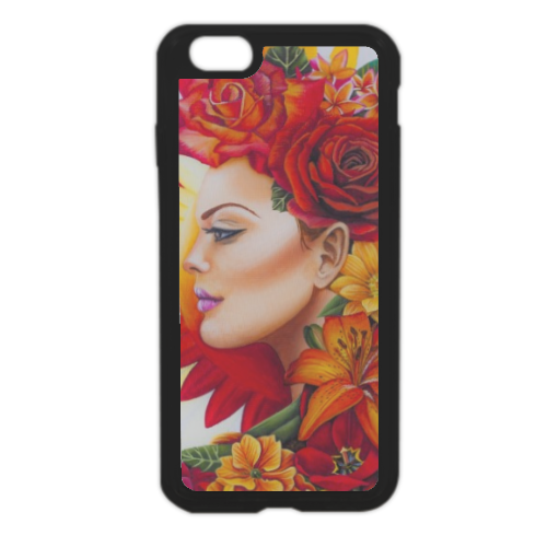 Anthea Cover in silicone iPhone 6