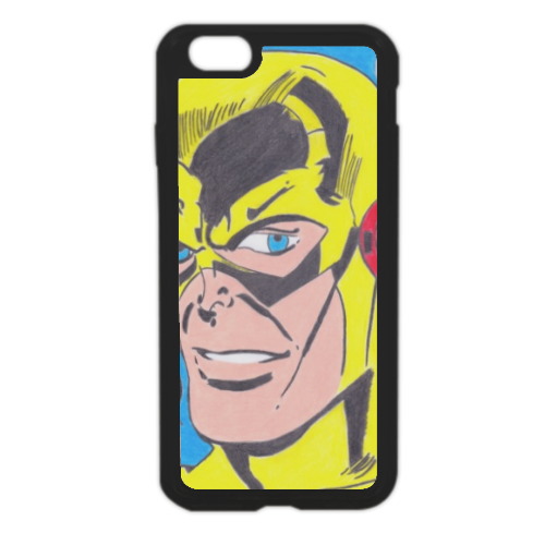 PROFESSOR ZOOM Cover in silicone iPhone 6