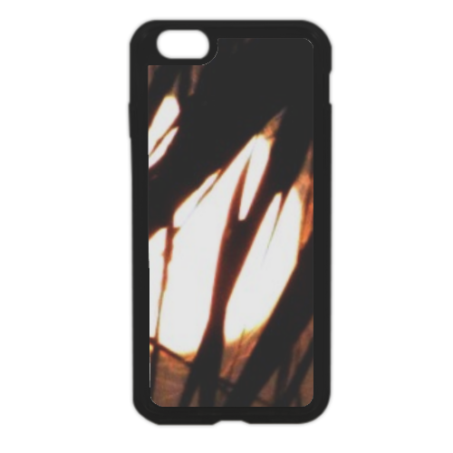 Tramonto in Honduras Cover in silicone iPhone 6