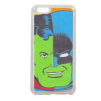 THE COMPOSITE SUPERMAN Cover in silicone iPhone 6 plus