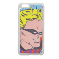 MISTER IMBROGLIO Cover in silicone iPhone 6 plus