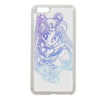 Sailor Moon Cover in silicone iPhone 6 plus
