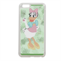 Daisy Duck Cover in silicone iPhone 6 plus