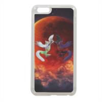 Cover Anime Opposte Cover in silicone iPhone 6 plus