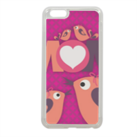 Mamma I Love You - Cover in silicone iPhone 6 plus