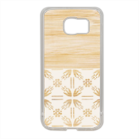 Bamboo and Japan Cover in silicone Samsung S6