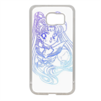Sailor Moon Cover in silicone Samsung S6