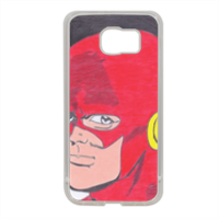 FLASH Cover in silicone Samsung S6