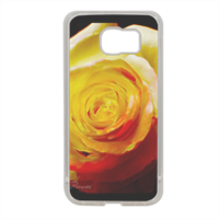 Rose me Cover in silicone Samsung S6