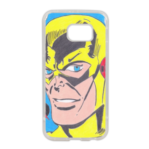 PROFESSOR ZOOM Cover in silicone Samsung S6 edge