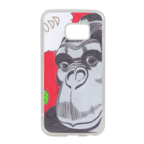 GRODD Cover in silicone Samsung S6 edge