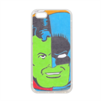 THE COMPOSITE SUPERMAN Cover in silicone iPhone 5-5S