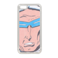 CAPITAN GELO Cover in silicone iPhone 5C