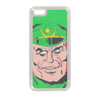 2018 DRU ZOD Cover in silicone iPhone 5C