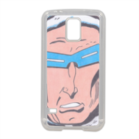 CAPITAN GELO Cover in silicone Samsung S5
