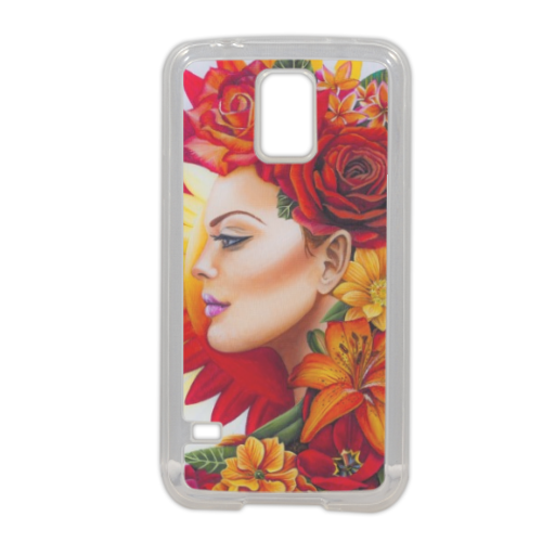 Anthea Cover in silicone Samsung S5