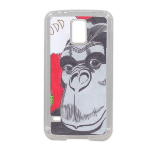 GRODD Cover in silicone Samsung S5