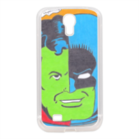 THE COMPOSITE SUPERMAN Cover in silicone Samsung S4