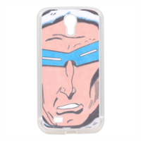 CAPITAN GELO Cover in silicone Samsung S4