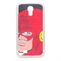 FLASH Cover in silicone Samsung S4