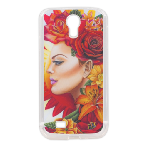 Anthea Cover in silicone Samsung S4