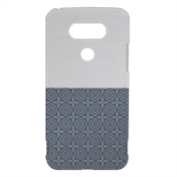 Aluminium and retrò Cover LG G5 3D