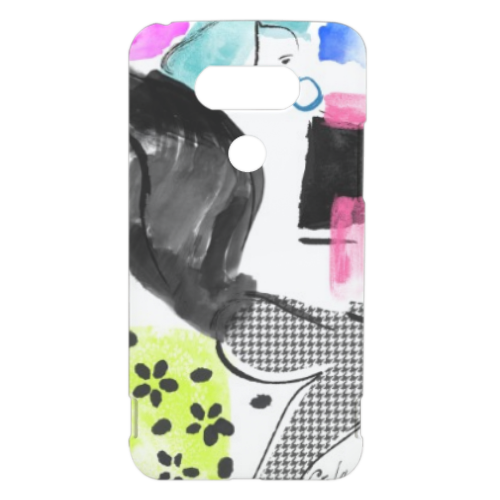 Glamour Cover LG G5 3D
