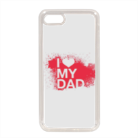 I Love My Dad - Cover in silicone iPhone 7