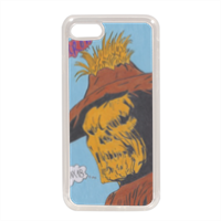 2018 SCARECROW Cover in silicone iPhone 7
