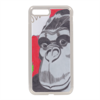 GRODD Cover in silicone iPhone 7 Plus