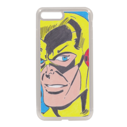 PROFESSOR ZOOM Cover in silicone iPhone 7 Plus