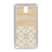 Bamboo and Japan Cover in silicone Samsung Note 3