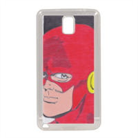 FLASH Cover in silicone Samsung Note 3