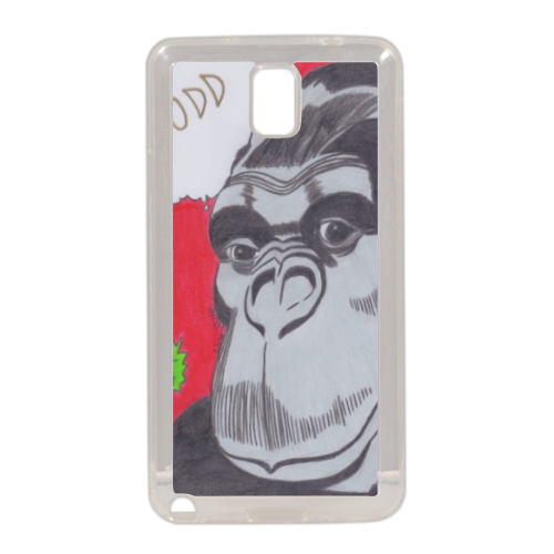 GRODD Cover in silicone Samsung Note 3