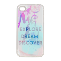 dreamcatcher Cover in silicone iPhone 4-4s