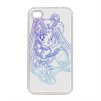 Sailor Moon Cover in silicone iPhone 4-4s