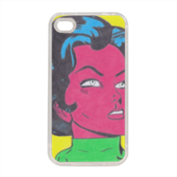 KATMA TUI Cover in silicone iPhone 4-4s