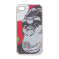GRODD Cover in silicone iPhone 4-4s