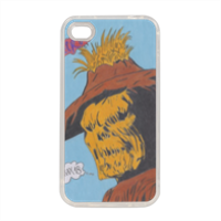 2018 SCARECROW Cover in silicone iPhone 4-4s