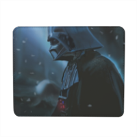 Darth Mousepad in pelle