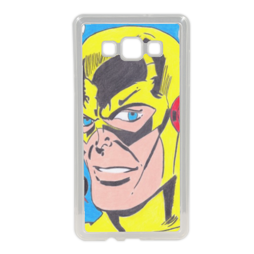 PROFESSOR ZOOM Cover in silicone Samsung A7