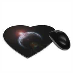 Fake Planet Tappetino Mouse Cuore