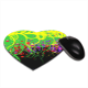 belle curve Tappetino Mouse Cuore