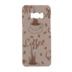 coffee Cover Samsung S8 3D